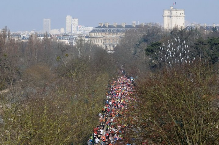 Semi-marathon de paris