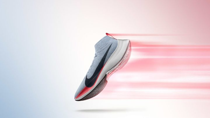 La Nike Zoom Vaporfly (photo Nike)